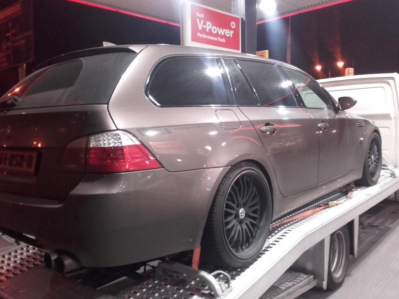 auto slepen in Zutphen